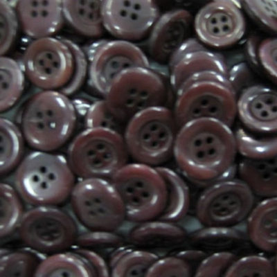 Maroon Buttons