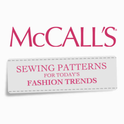 mccalls sewing patterns