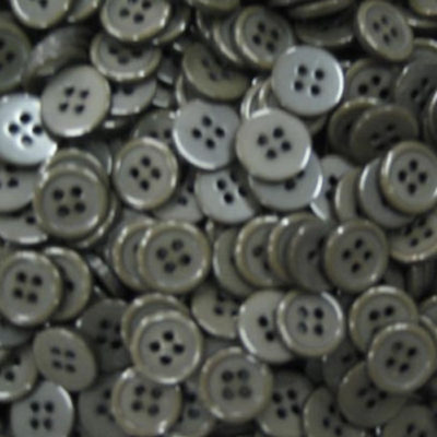 Olive 10mm Buttons