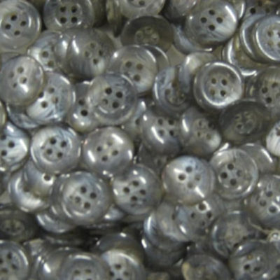 clear olive grey buttons