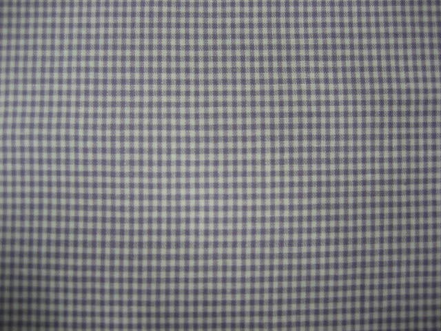 Gingham - Purple small check
