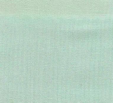 Poly/Cotton - Mint Green