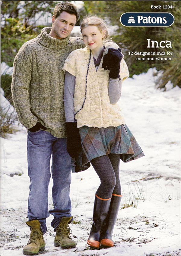 Inca Men and Women 12ply