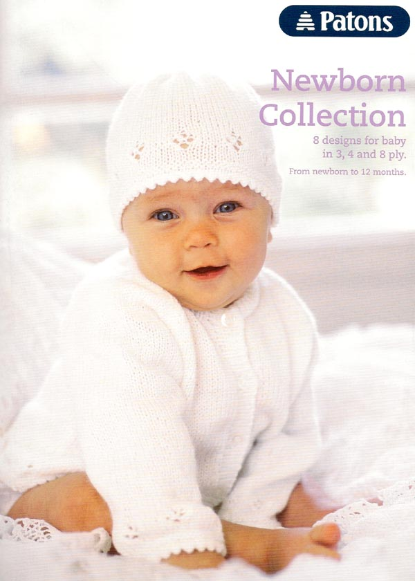Newborn Collection Book 1303