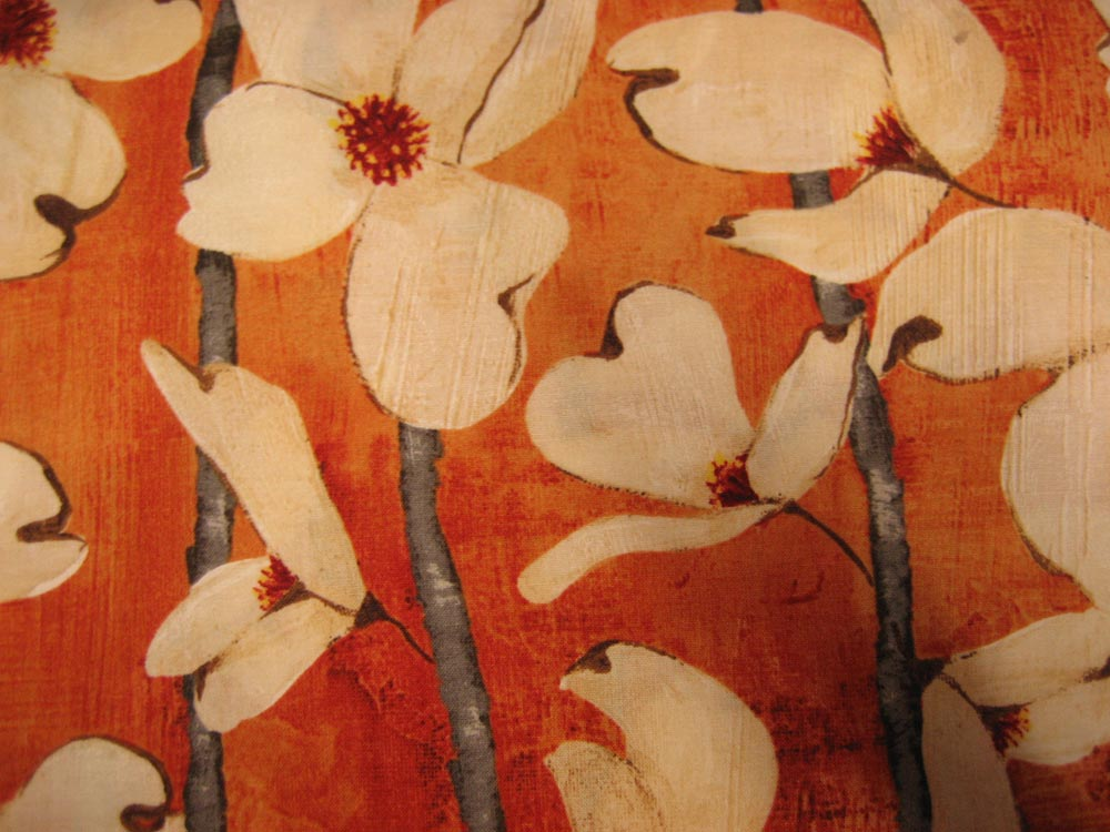 dogwood stripe in spice