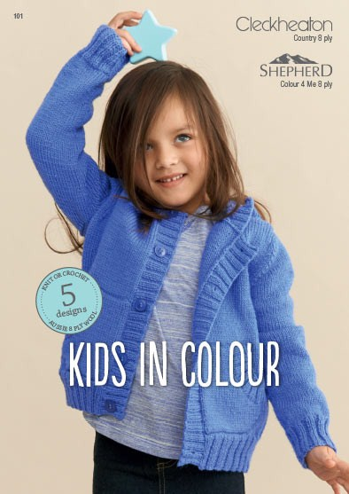 Kids in Colour
