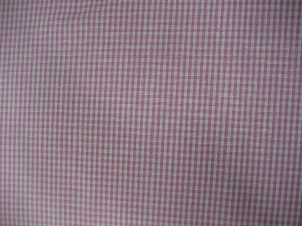 Gingham - Small Pink check